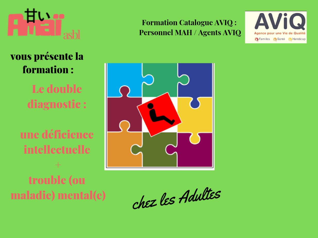 Double Diagnostic Adultes 2020 (AVIQ)