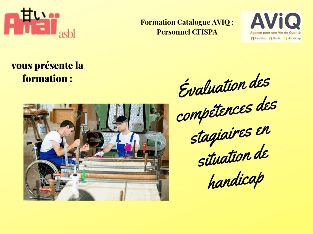 Cover Formation Évaluation compétences stagiaires édition 2019